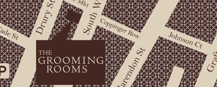 The Grooming Rooms Map
